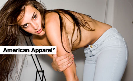 50% off at American Apparel